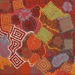 Angelina Nampijinpa Tasman Water Dreaming e1415423839222 image